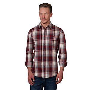 Men's Lee Western-Style Button-Down Shirt