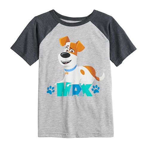 Boys 4-7 Jumping Beans® The Secret Life of Pets Max Graphic Tee