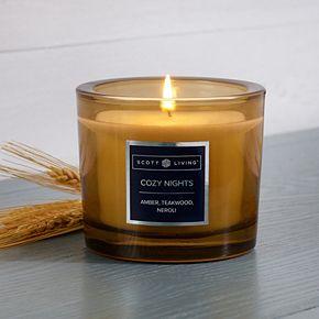 Scott Living Cozy Nights 7-oz. Candle