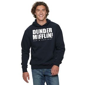 Men's The Office Dunder Mifflin Pullover Hoodie