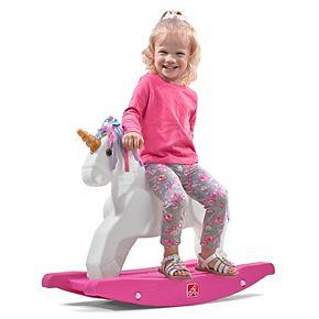 Step 2 Unicorn Rocking Horse