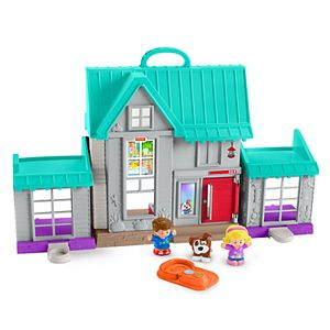 Fisher-Price® Little People Big Helpers Home