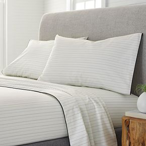 EcoPure Organic Cotton Comfort Wash Sheet Set or Pillowcases