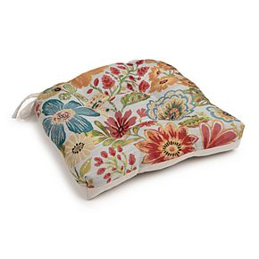 Food Network? Woodside Floral Chair Pad