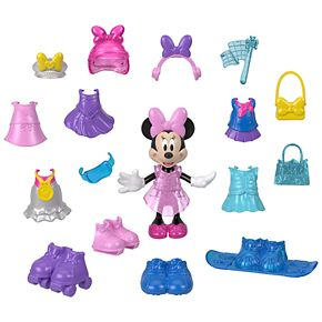 Disney's Minnie & Friends Minnie Mouse Girl's Sports Fashion Show Sport Bundle