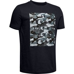 Boys 8-20 Under Armour Been There Won That Tee