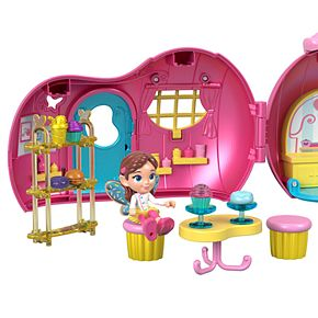 Nickelodeon's Butterbean's Cafe On-the-Go Cafe Playset