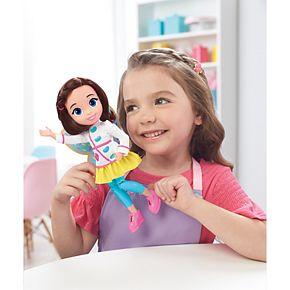 Nickelodeon's Butterbean's Cafe Girl's 11'' Butterbean Doll