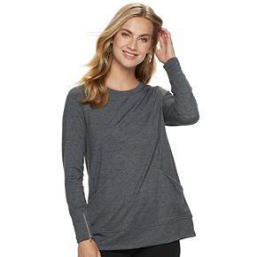 Women's Apt. 9® Slant Pocket Tunic