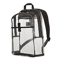2-Pack High Sierra Clear Classic Backpack
