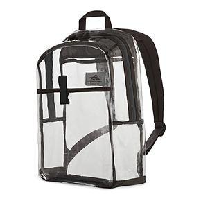 High Sierra Clear Classic Backpack