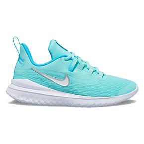 Nike Renew Rival 2 Grade School Girls' Running Shoes
