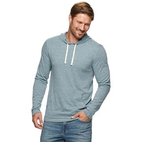 Men's SONOMA Goods for Life? Supersoft Slim-Fit Lightweight Hoodie