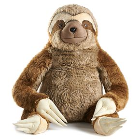 Sloth Plush Toy 58-inch by Hammer and Axe