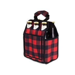 Hammer & Axe Chilling Cooler Caddy for 6 Bottles
