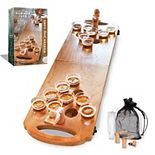 Hammer & Axe Game Wood Beer Pong Mini