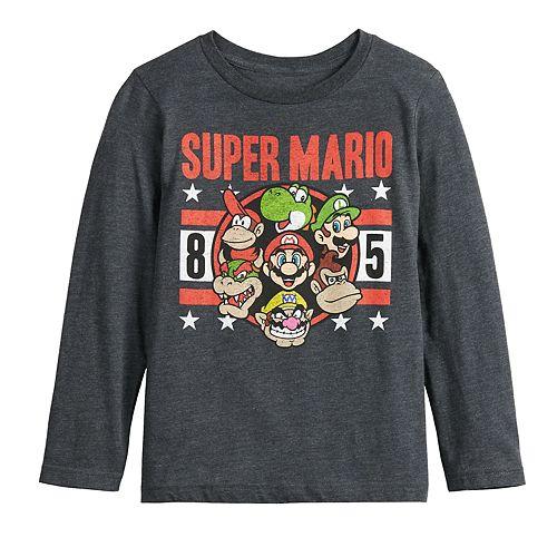 Boys 4-12 Jumping Beans® Nintendo Super Mario Graphic Tee
