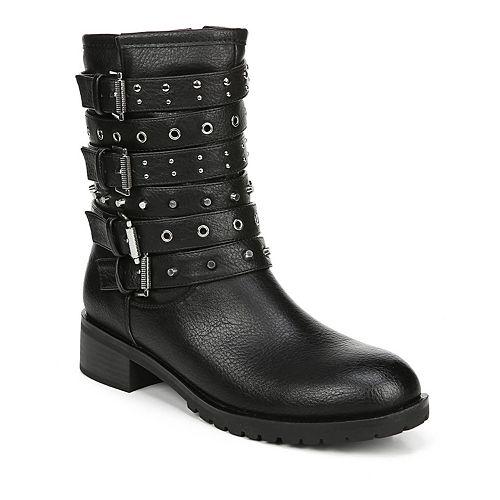 Fergalicious Fantom Women's Combat Boots