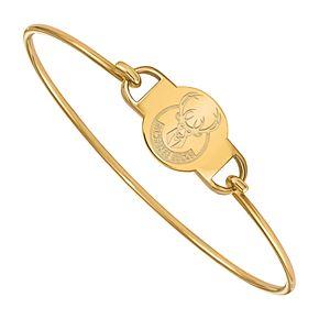 NBA Milwaukee Bucks Wire Bangle Bracelet