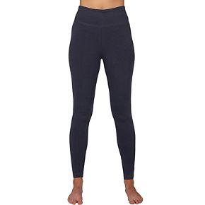 Women's Spalding Super Soft Cotton High Waisted Legging