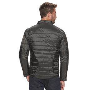 Men's Marc Anthony Lightweight Quilted Shirt Jacket
