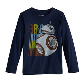 Boys 4-12 Jumping Beans Star Wars BB-8 Graphic Tee