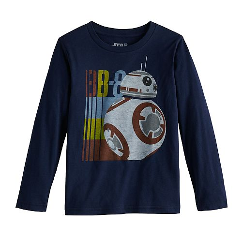 Boys 4-12 Jumping Beans® Star Wars BB-8 Graphic Tee