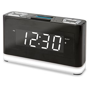 iLive Wireless Voice Activated Clock