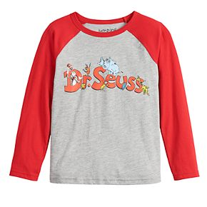 Boys 4-12 Jumping Beans® Dr. Seuss Graphic Tee