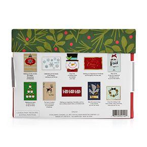 "Hallmark 20-Count ""Special Holiday"" Assorted Handmade Christmas Card Set"