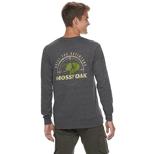 Men's Mossy Oak Adventure Tee