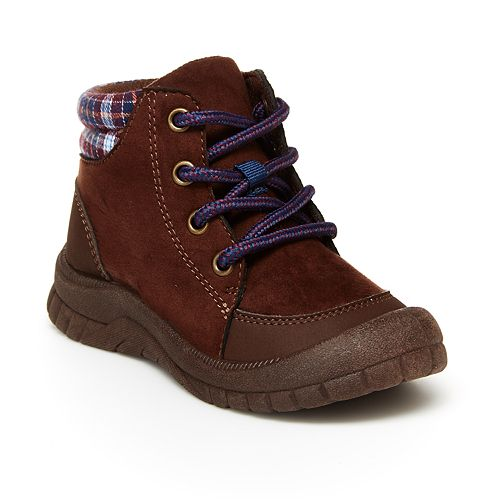 OshKosh B'gosh® Benito Toddler Boys' Ankle Boots