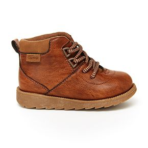 OshKosh B'gosh® Haskell Toddler Boys' Ankle Boots