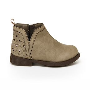 OshKosh B'gosh® Raine Toddler Girls' Ankle Boots