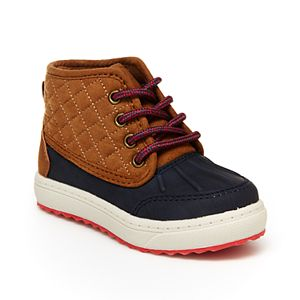 OshKosh B'gosh® Tarin Toddler Boys' Ankle Boots