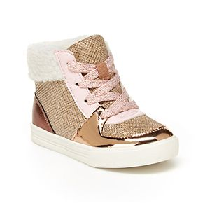 OshKosh B'gosh® Farrah Toddler Girls' High Top Shoes