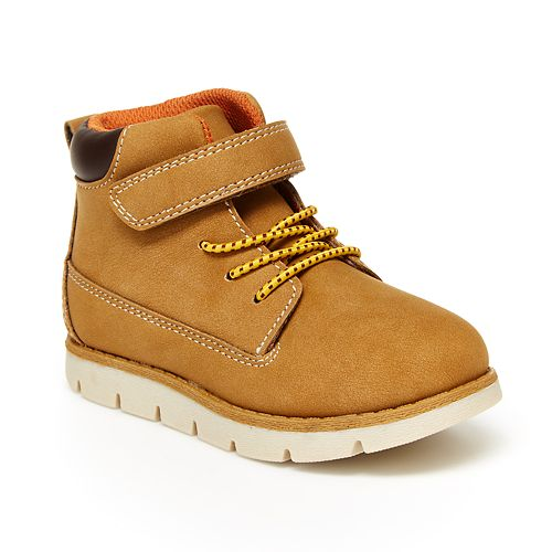 OshKosh B'gosh® Jako Toddler Boys' Ankle Boots