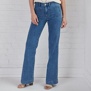 Women's LC Lauren Conrad Feel Good High-Waisted Flare Jeans