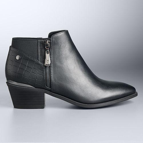 Simply Vera Vera Wang Danna Women's Ankle Boots