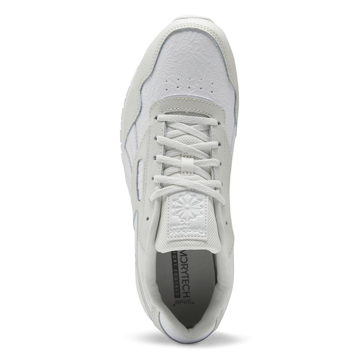 Reebok Classic Harman Run Women's Sneakers White Black iR63d