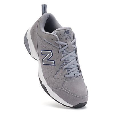 New Balance 619 v1 Men's Suede Cross-Training Shoes