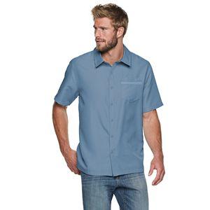 Men's Reel Life Hammock Series Woven Button-Down Shirt