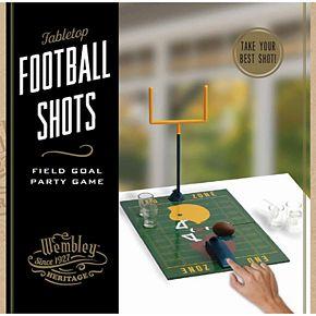 Wembley Game Desktop Football Flick Shots