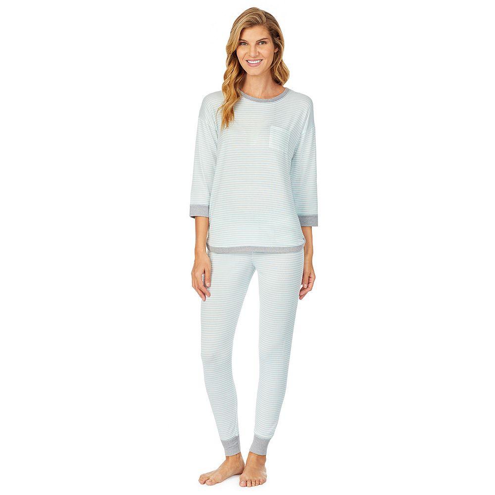Women's Cuddl Duds® Sweater Knit Pajama Set