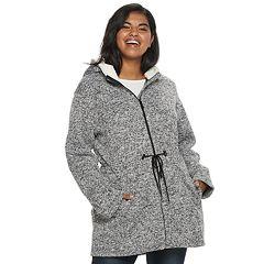 d2309cc06 Juniors Plus Outerwear, Clothing | Kohl's