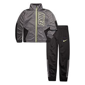 Toddler Boy 2T-4T Nike 2 Piece Zip Jacket and Jogger Pants Track Set