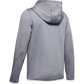 Boys 8-20 Under Armour Fleece Soccer Logo Pull-Over Hoodie