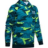 Boys 8-16 Under Armour Rival Fleece Camo Pull-Over Hoodie
