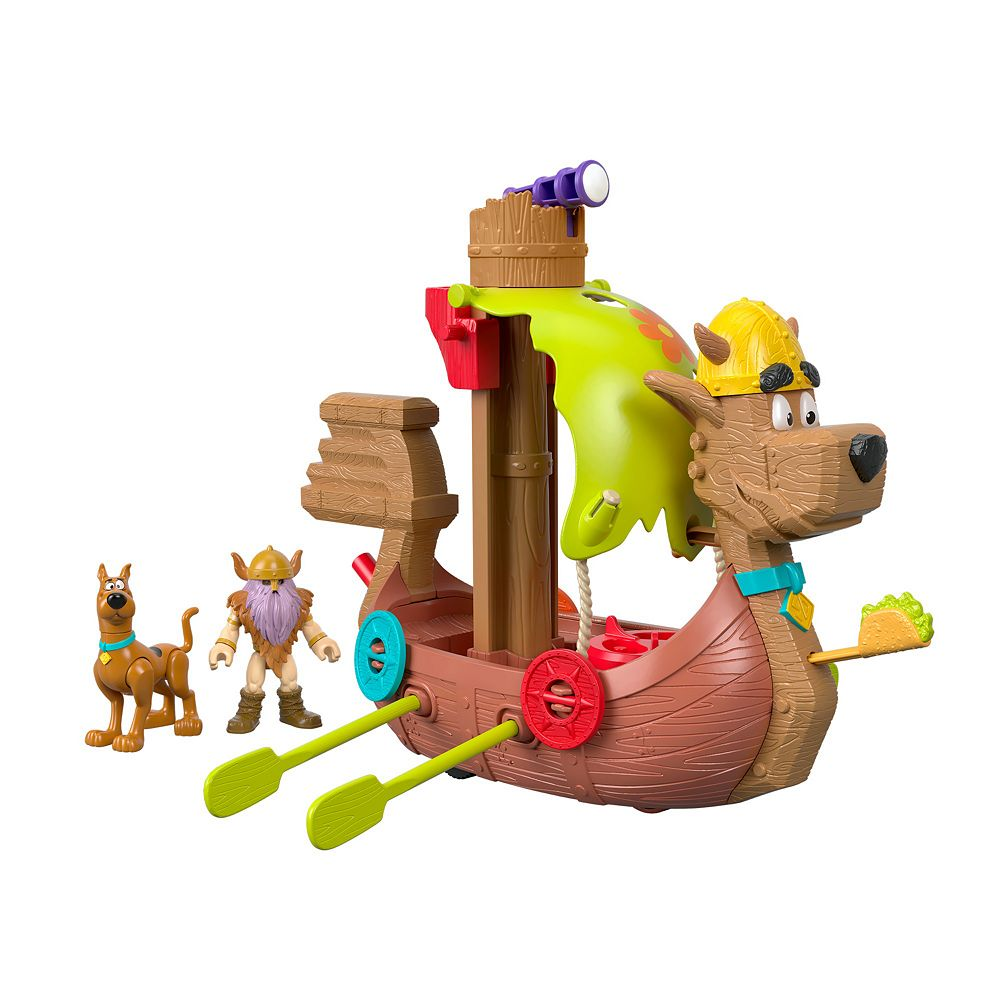 Imaginext® Scooby-Doo Viking Ship