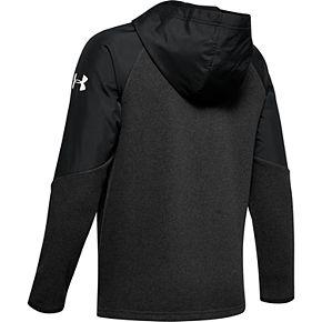 Boys 8-20 Under Armour ColdGear Infrared Fleece Full-Zip Hoodie